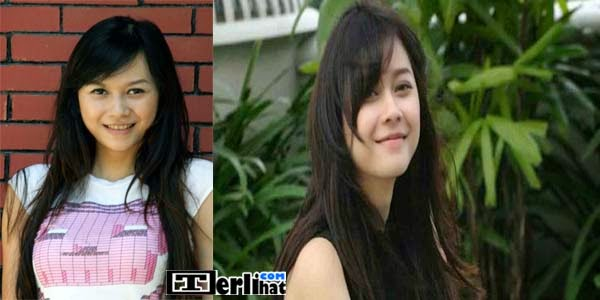 Foto Hot Aura Kasih Tanpa Make Up