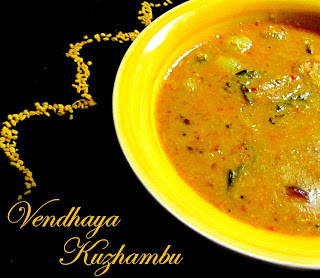 Vendhaya Kuzhambu