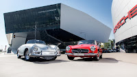 Porsche And Mercedes Team Up To Offer Discounted Museum