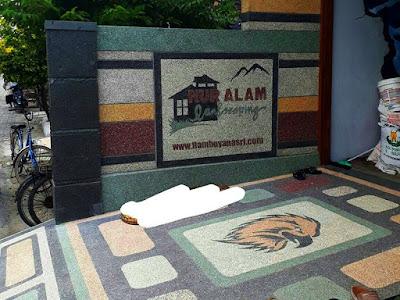 Jasa Batu Sikat Harga Pasang Batu Sikat Per Meter Persegi M2