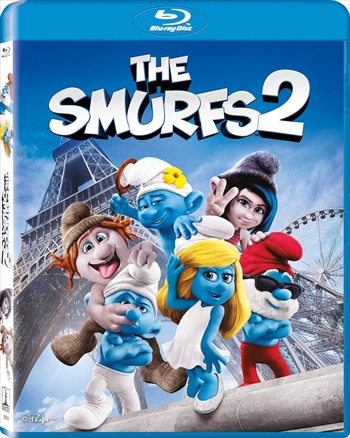 The Smurfs 2 (2013) Dual Audio Hindi 720p BluRay 850mb