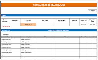 Download Formulir Dapodik Versi 2016/2017 SD, SMP, sDLB,  SMA
