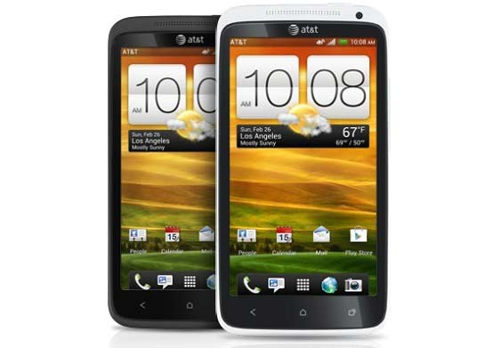Price of AT&T based HTC One X Android smartphone