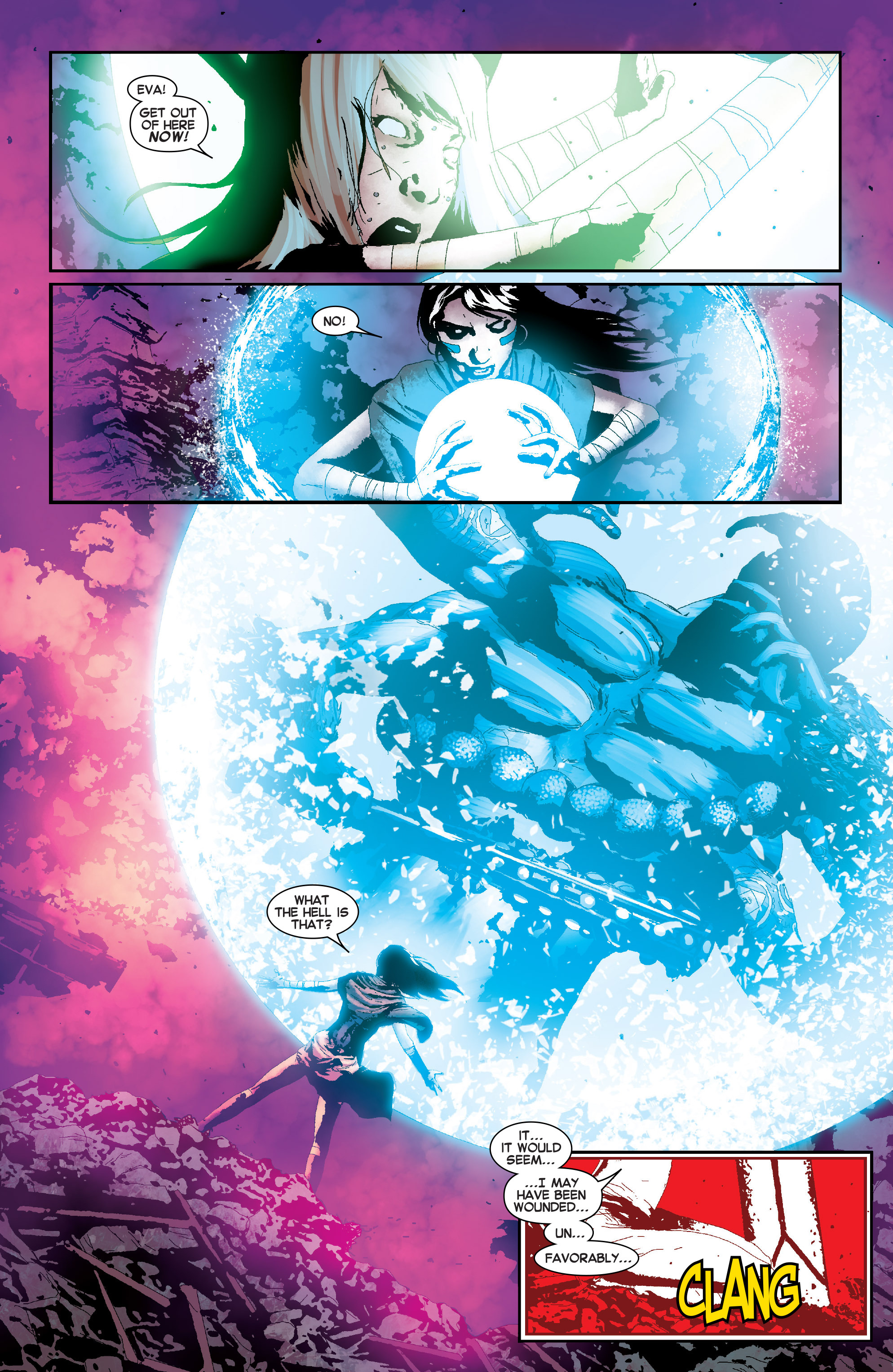 Read online Uncanny X-Men (2013) comic -  Issue # Annual 1 - 24