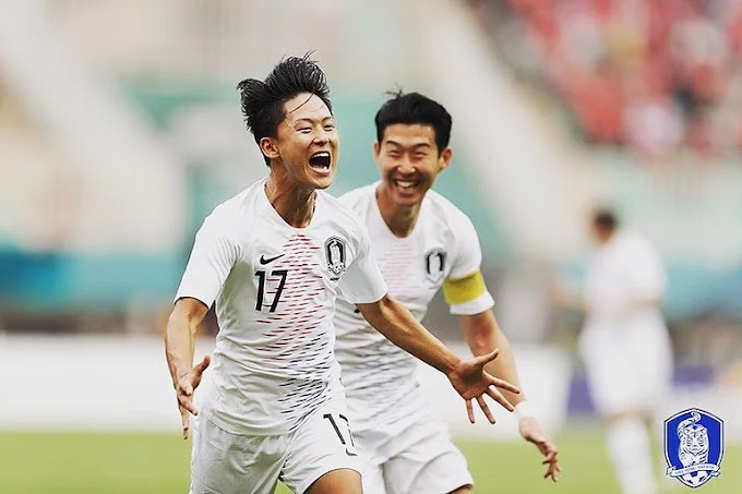 Japan stand in the way of Son and South Korea