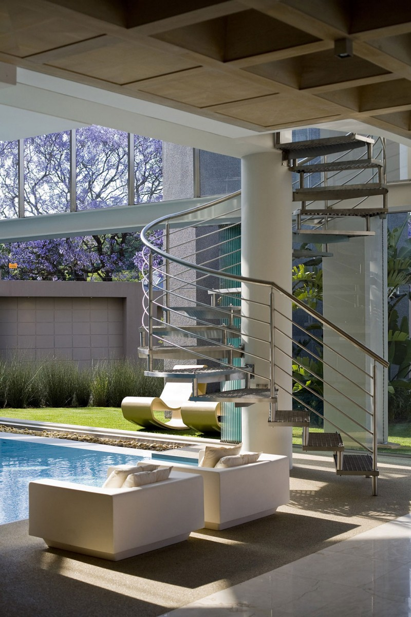 Glass House Architecture: Architecture Corner: Amazing Home: Glass House By Nico Van