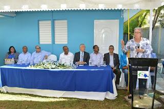 En San Juan dejan inaugurado primer centro de rehabilitación psicosocial, será modelo para el sistema de salud.