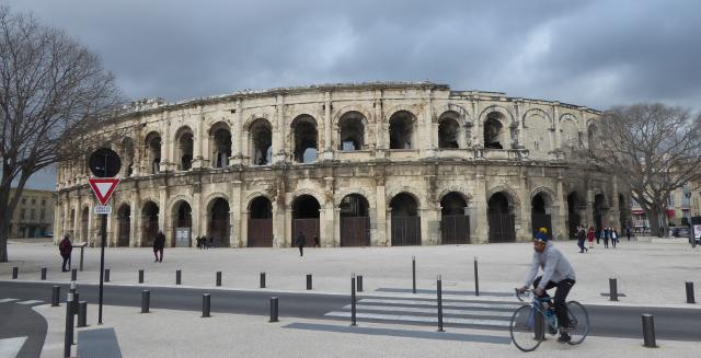 Vista exterior de l'Arena