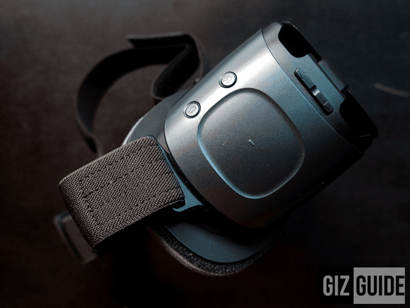 how to use gaming headset on samsung gearvr 2017