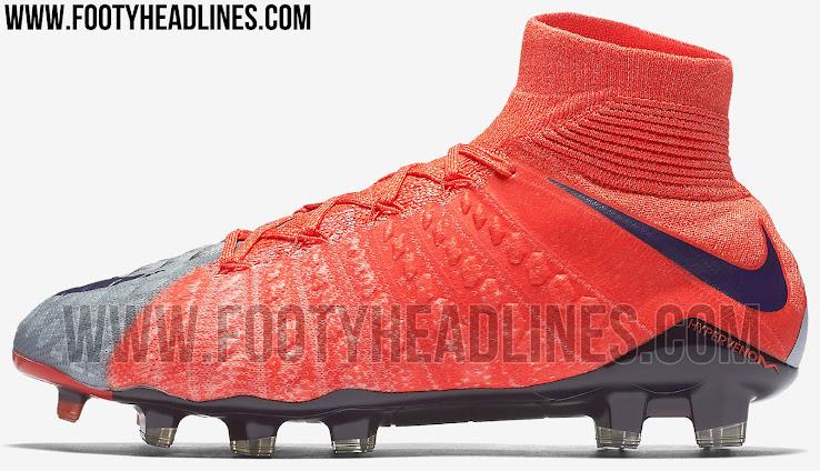 Nike Hypervenom Grau