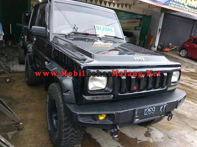 jeep feroza bekas