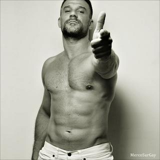 Lucar Bertero salio del closet - armario. Soy gay - I'm gay