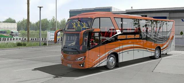 Mod bus Zeppelin G3 ETS2 Mod Free rasa $ale