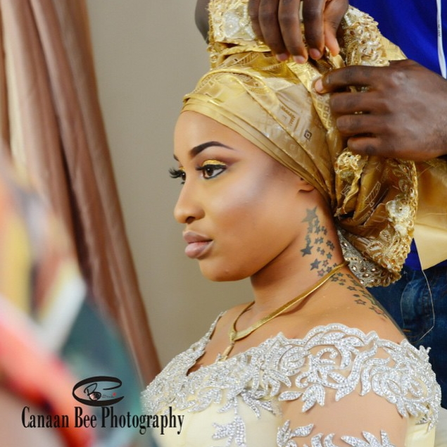 Monalisa Chinda Wedding