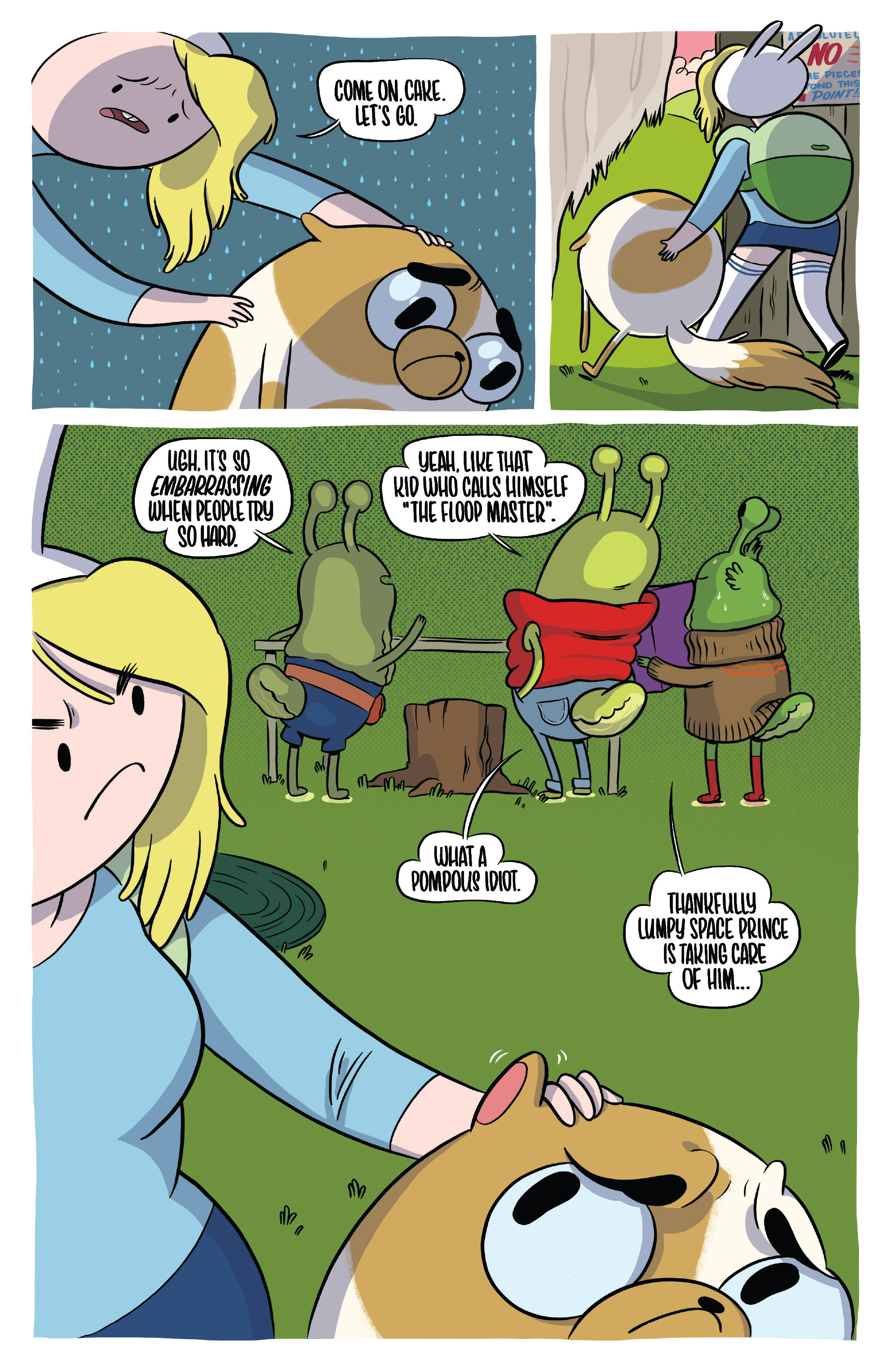 Read online Adventure Time Fionna and Cake Card Wars comic -  Issue #1 - 20