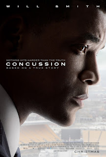Concussion - Segundo Poster & Segundo Trailer