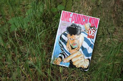 Yusuke Maruta & One - One-Punch Man t.6 - Przepowiednia