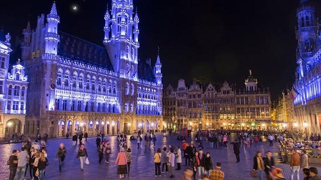 Baladas em Bruxelas | Bélgica