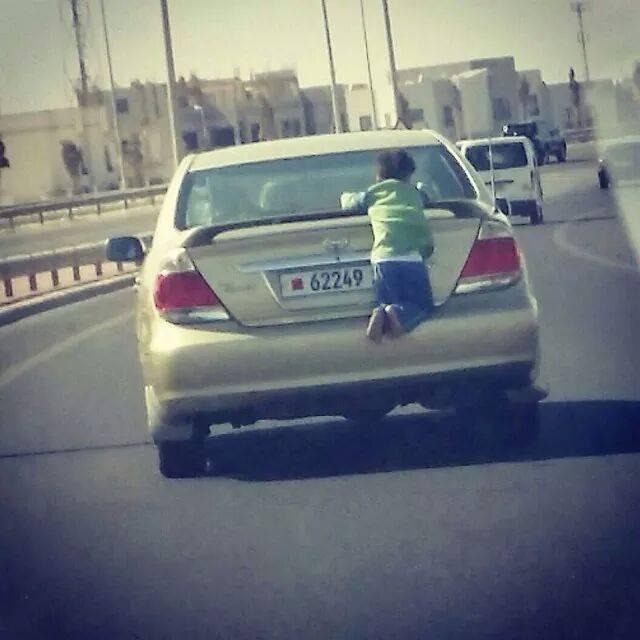 Esquecer o filho dentro do carro é passado