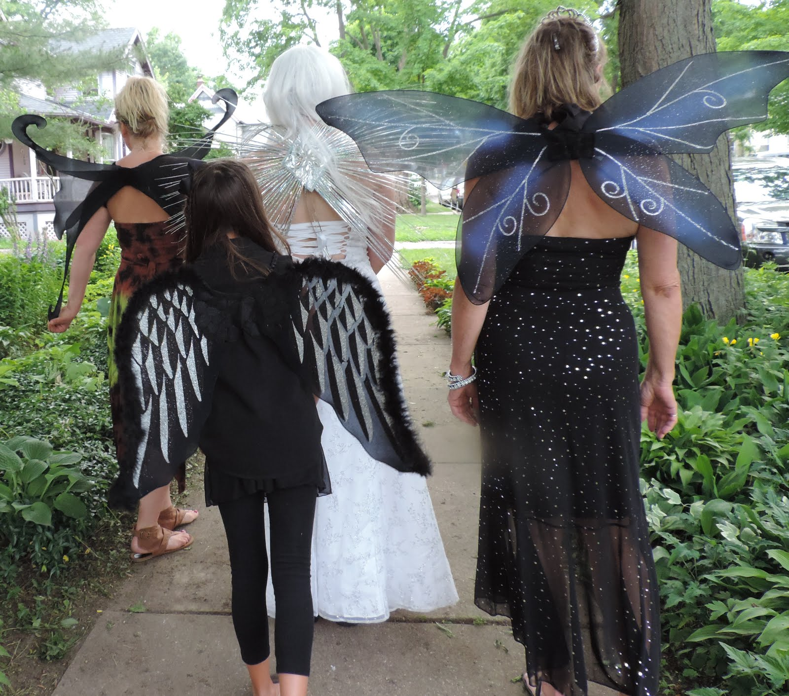 Neighborhood Faeries !