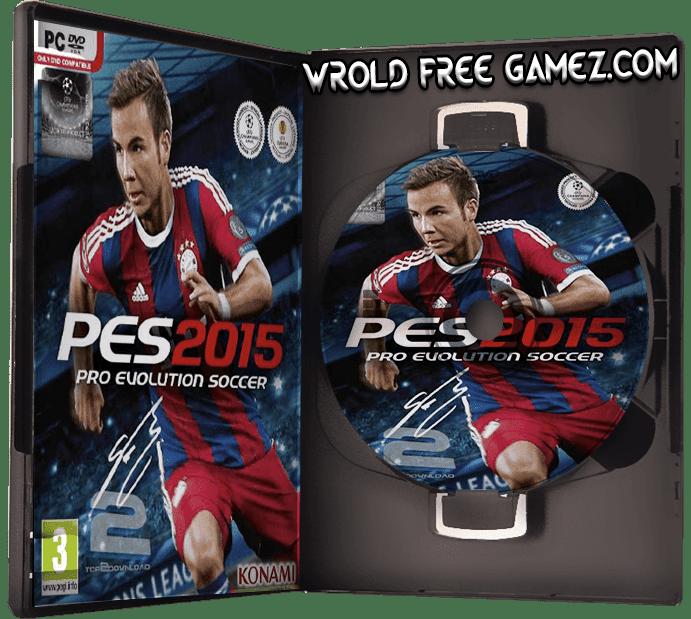 تحميل و تثبيت Pro Evolution Soccer 2015 للكمبيوتر pc ب 10