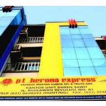 Ketahui Alamat Lengkap dan Nomor Telepon Herona Express Se-Jawa Timur