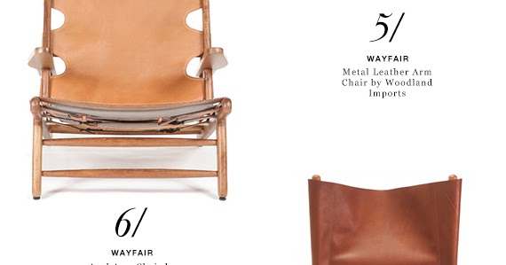 10 Best Tan Leather Lounge Chairs My Paradissi