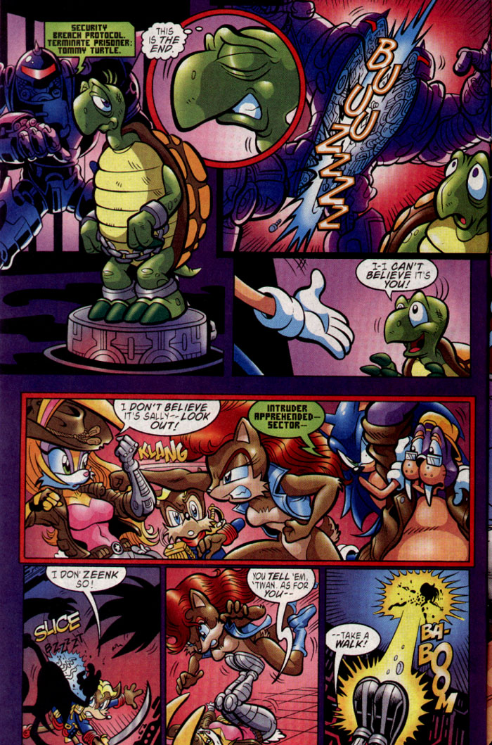 Read online Sonic The Hedgehog comic -  Issue #137 - 10