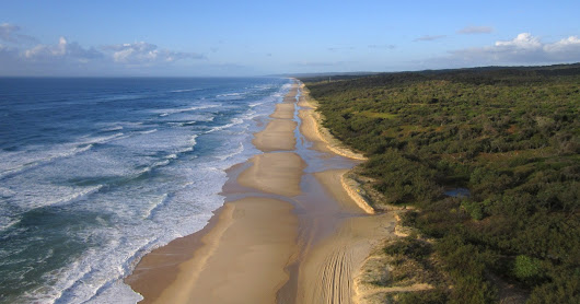 Five reasons Queensland's Fraser Island is better than NSW.. for a holiday