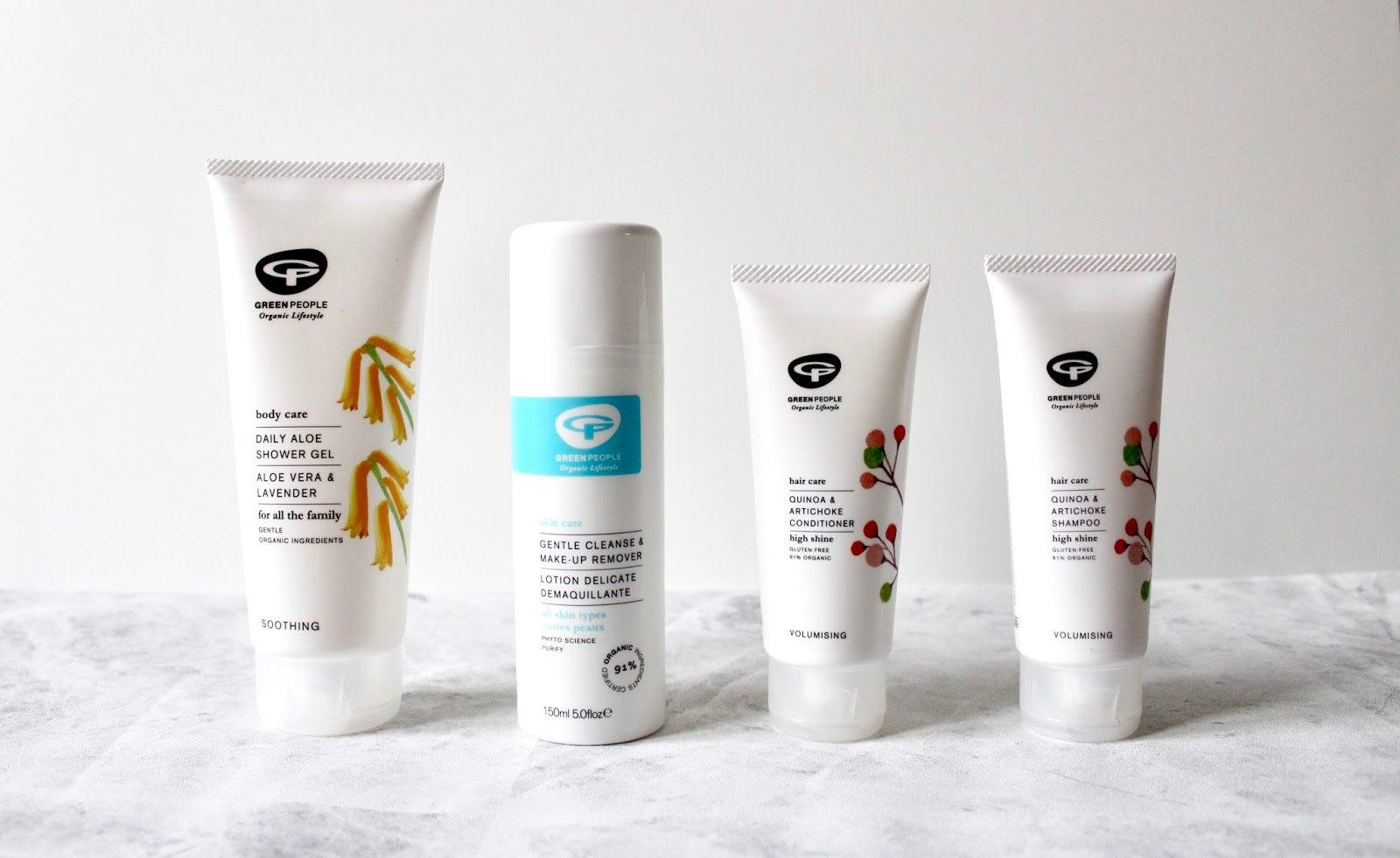 Vegan Skincare: Green People
