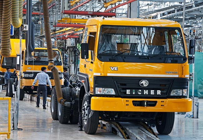 Tinuku Volvo-Eicher developing electric vehicles for public transportation