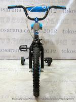 Sepeda Anak Erminio 1690 Dop Bintang 16 Inci