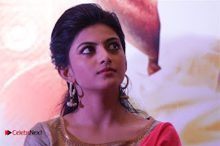Actress Anandhi Enakku Innoru Per Irukku Press Meet  0032