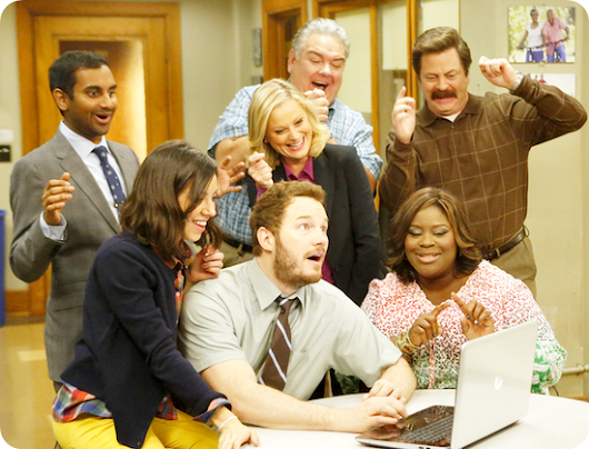 15 motivos para assistir Parks And Recreation