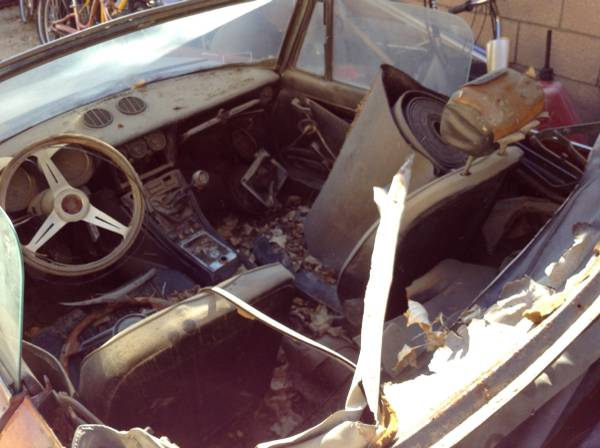 Restoration Project Cars Need Restored 1977 Alfa Romeo