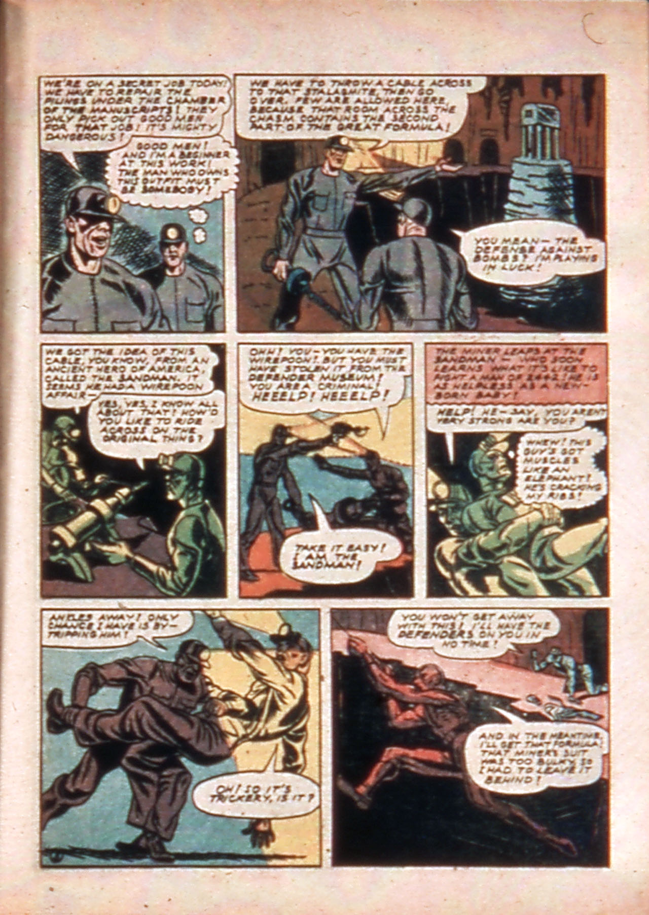 All-Star Comics (1940) issue 10 - Page 17