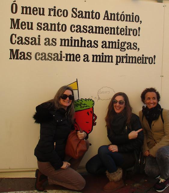 as bloggers com a Cláudia Silva Mataloto da Fruta da Época