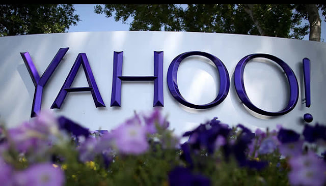 Yahoo teve 100% ( 3 bilhões ) das contas dos e-mails hackeadas em 2013.