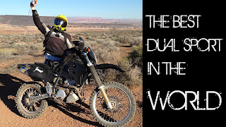 BEST DUAL SPORT IN THE WORLD