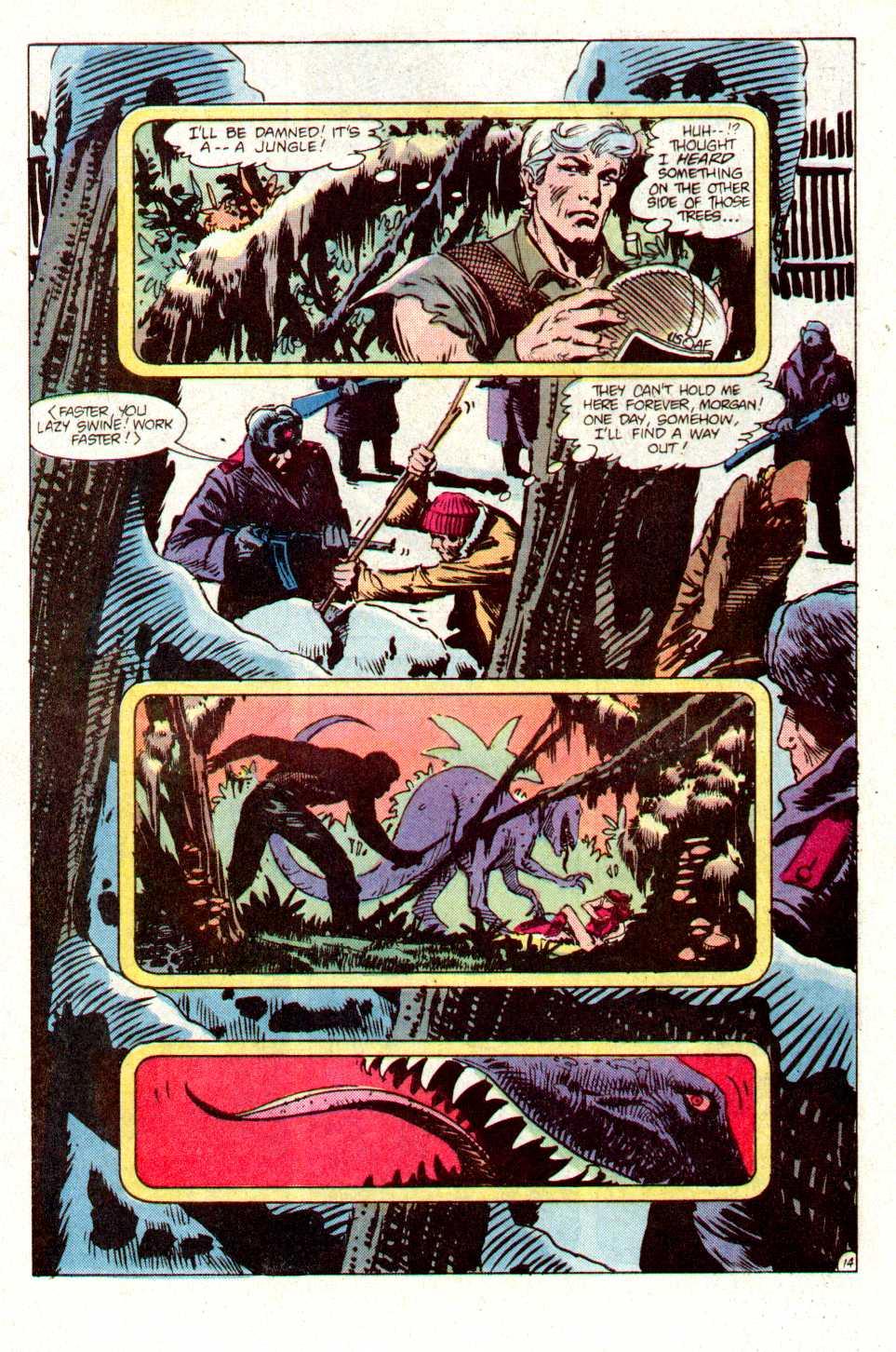 Read online Secret Origins (1986) comic -  Issue #16 - 17
