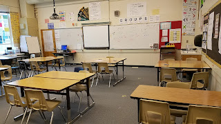 My typical classroom - Jae Holt