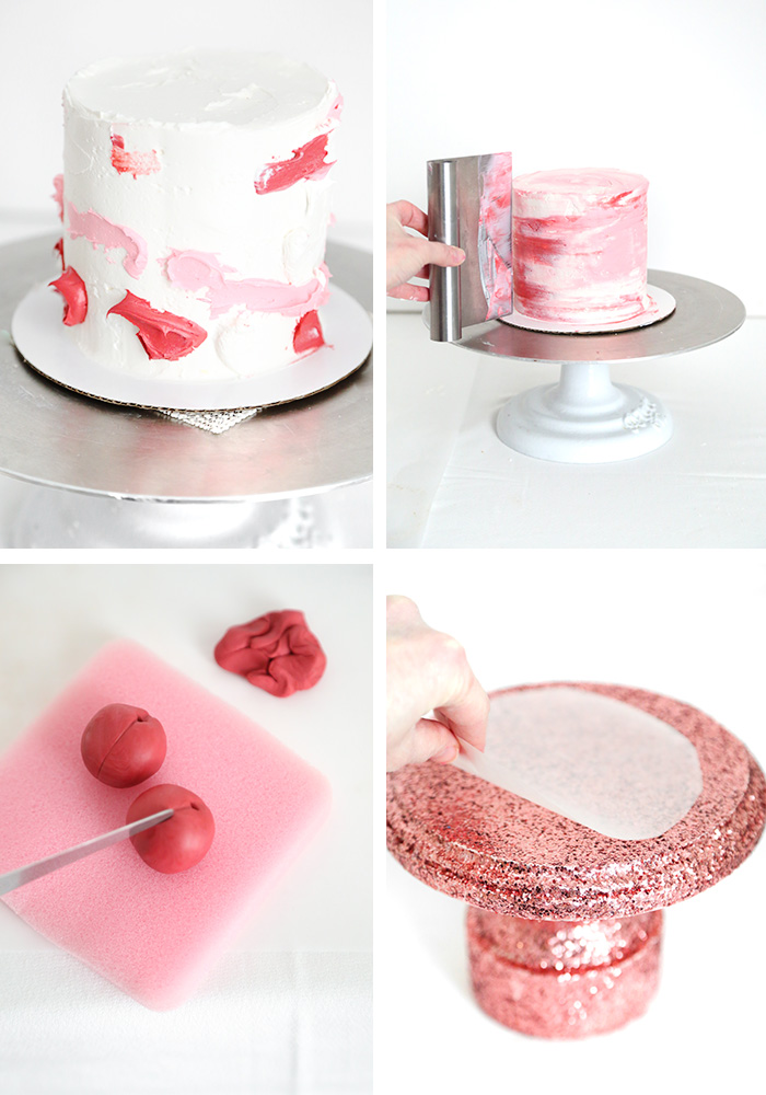 Morello Cherry Layer Cake
