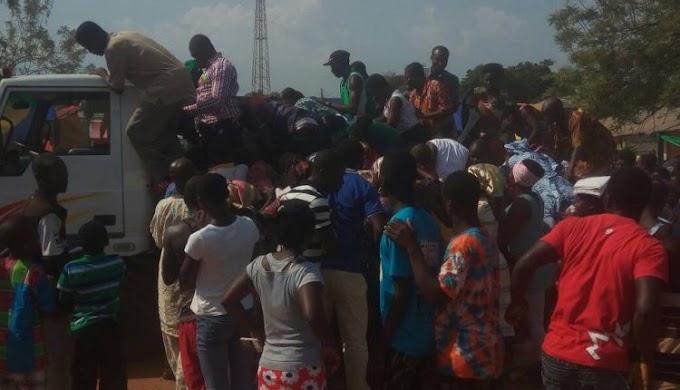 One injured in cutlass battle on Farmers' Day in Eastern Region