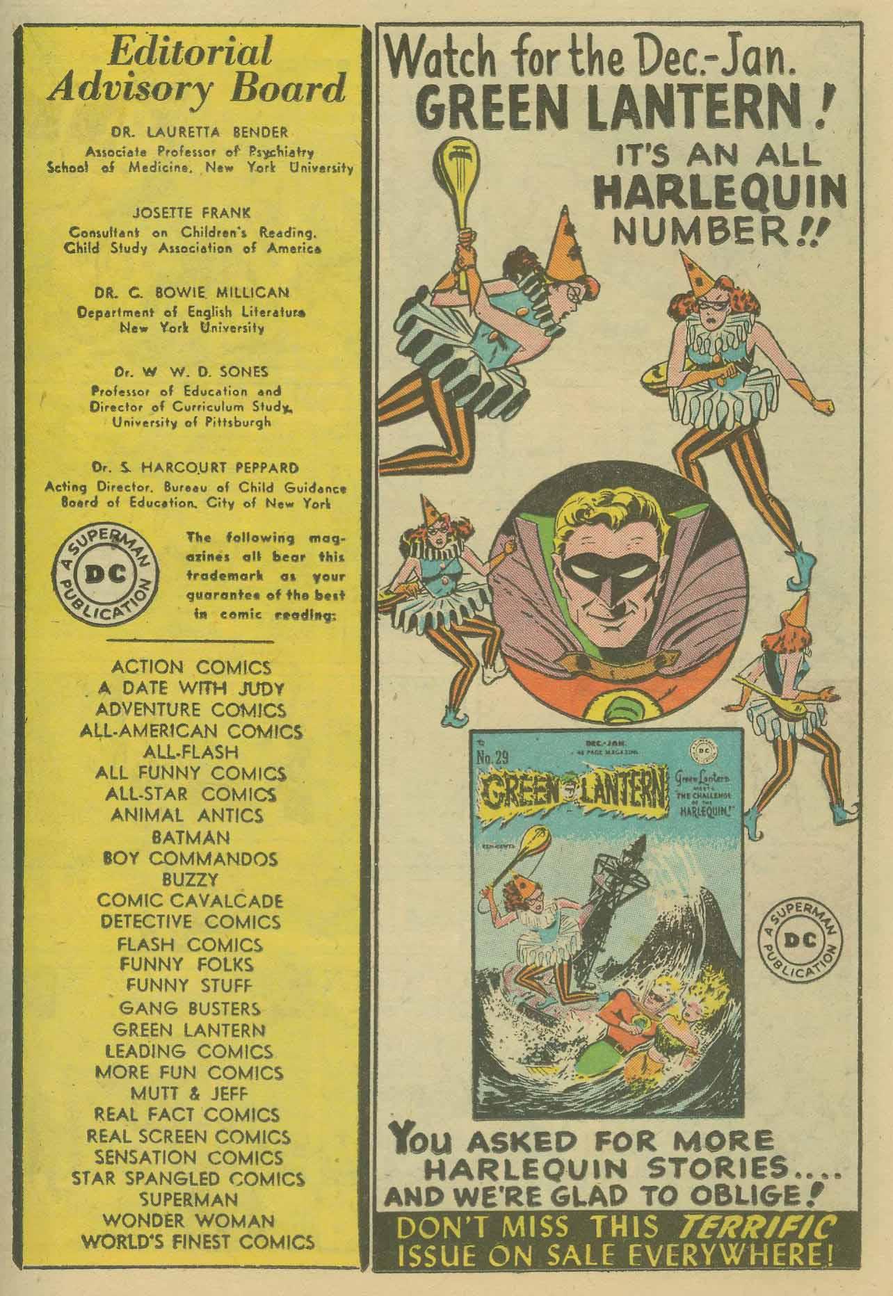 Read online All-American Comics (1939) comic -  Issue #92 - 29