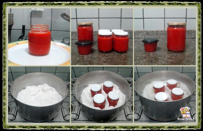 Extrato de tomates 5
