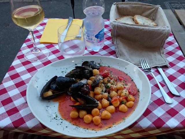 ローマのレストランBistro' al 133