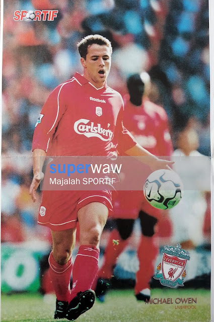 Michael Owen (Liverpool 2001)