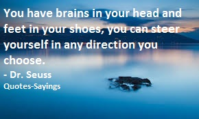 quotes about brain