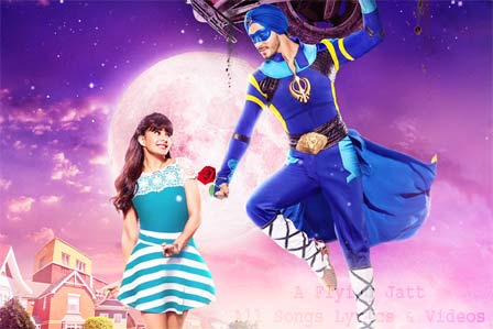 A Flying Jatt 2016 Movie Songs Lyrics & Videos
