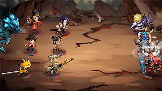 Download Game Chaos World 2 Ultimate Fighter V1.0.3 MOD Apk ( Hight Damage )
